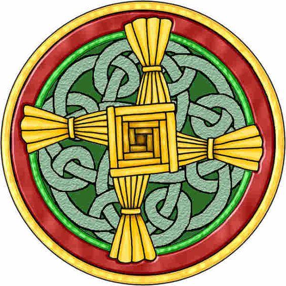 St Brigids cross