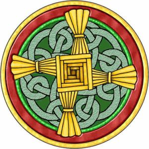 Saint Brigids Cross