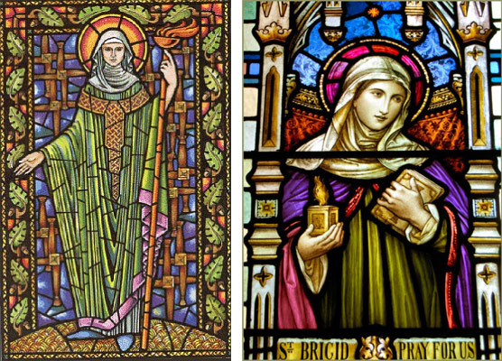 St. Brigid Art