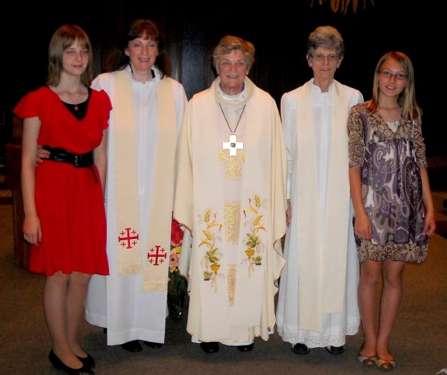 2009 Confirmation